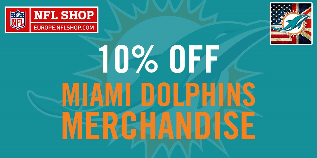 6354ee7fa53 Miami Dolphins UK - Official UK Fan Club - NFL Shop Europe